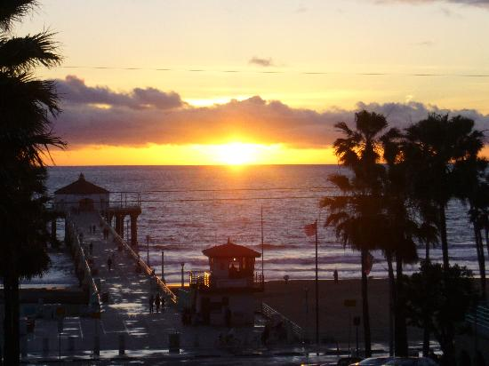 manhattan-beach-sunset