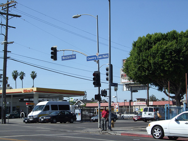 Alrington Heights, Central Los Angeles, California