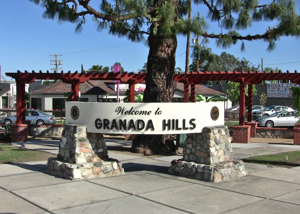 Granada Hills, Los Angeles, California