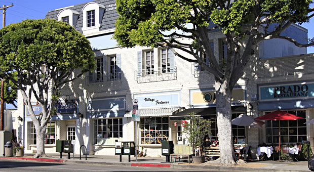 Larchmont, Central Los Angeles, California