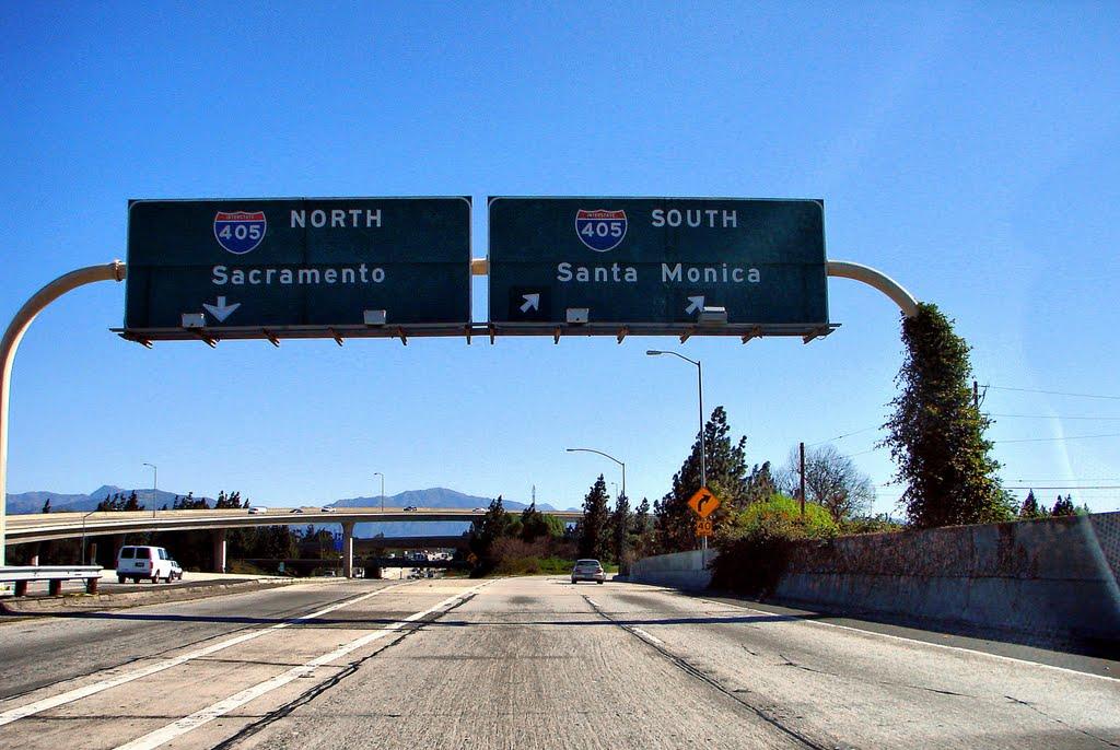 Mission Hills, Los Angeles, California