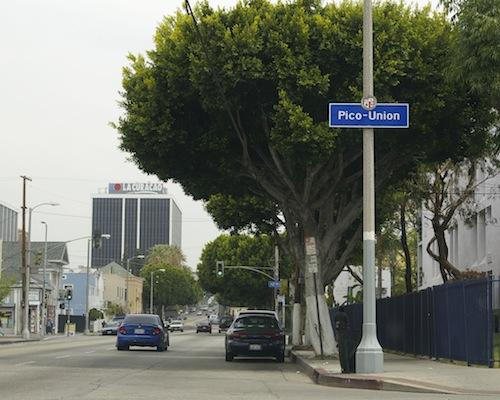 Pico-Union, Central Los Angeles, California