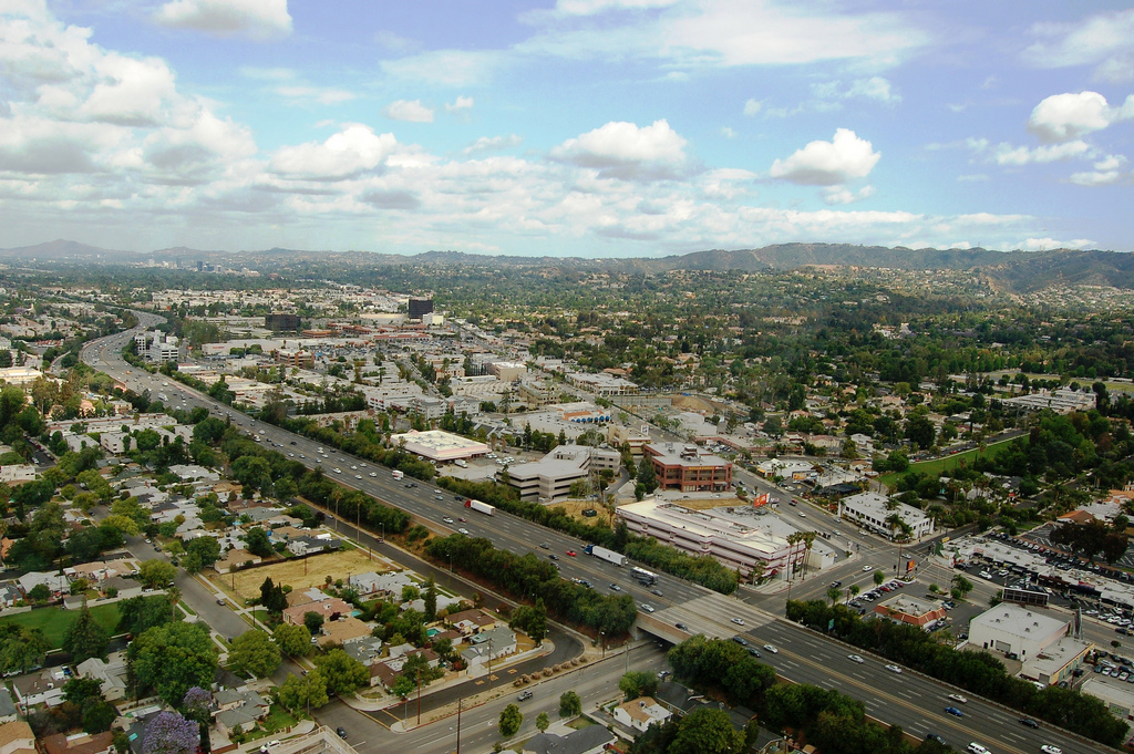 Tarzana, San Fernando Valley, Los Angeles, California
