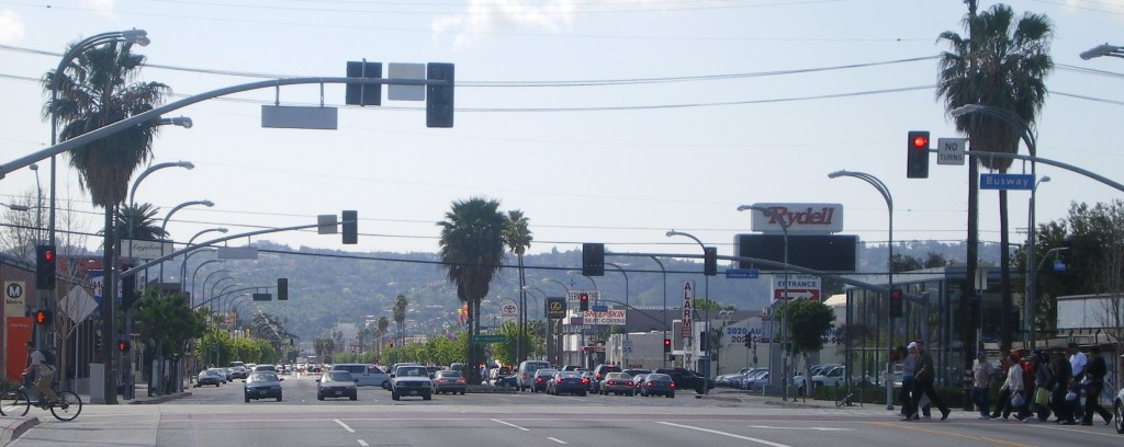 Van Nuys, San Fernando Valley, Los Angeles, California