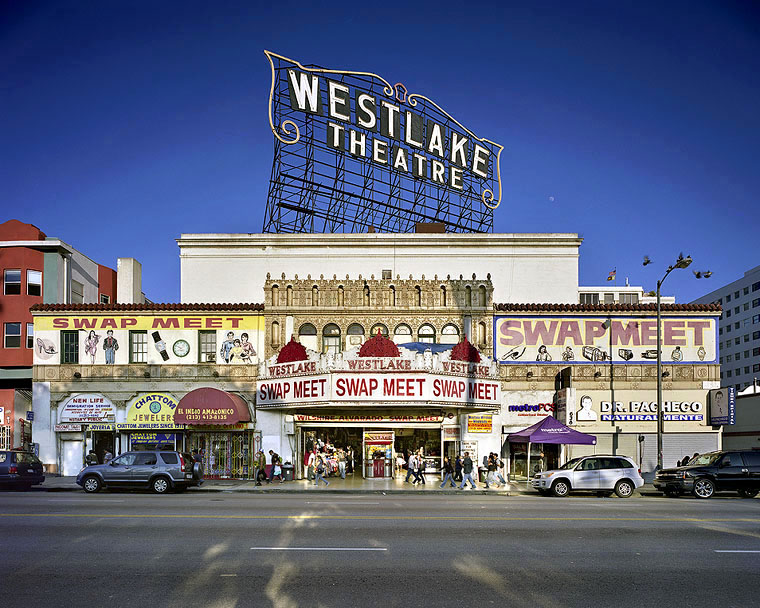 Westlake, Central Los Angeles, California