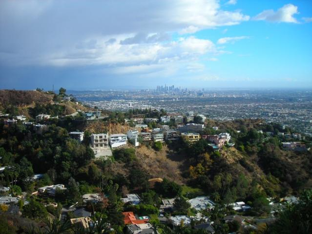 Hollywood Hills, Central Los Angeles, California