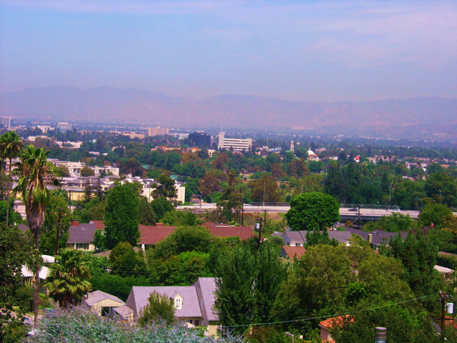 Studio City, San Fernando Valley, Los Angeles,