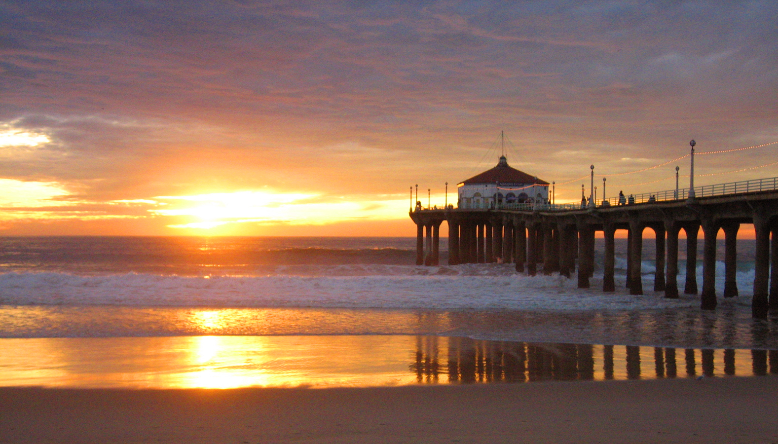 Manhattan Beach Wallpaper: Premier Los Angeles Homes
